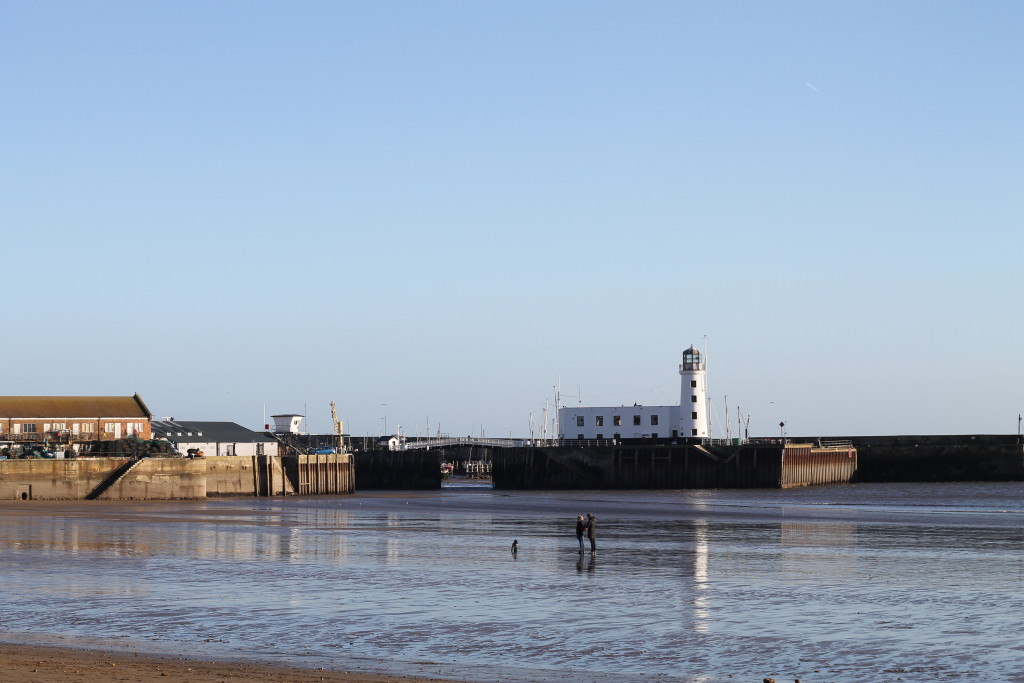 tide and lighthouse