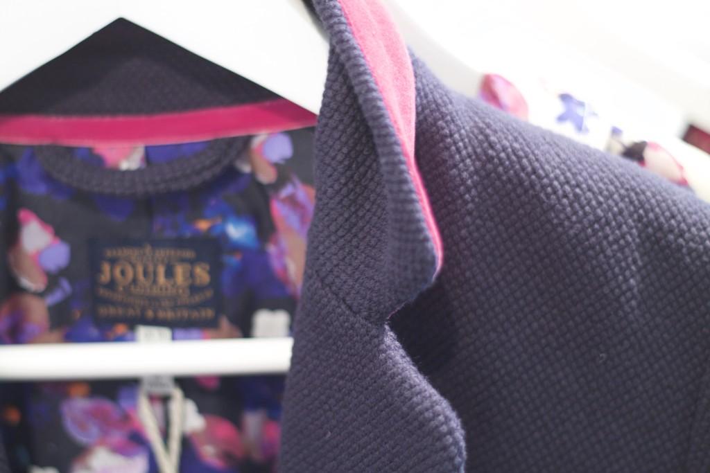 blazer detail