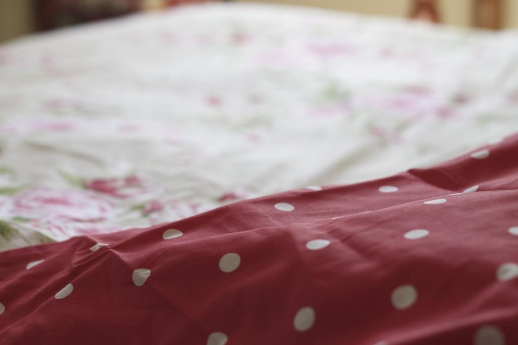 new bedset