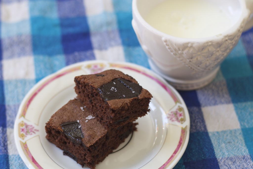 lindt brownies