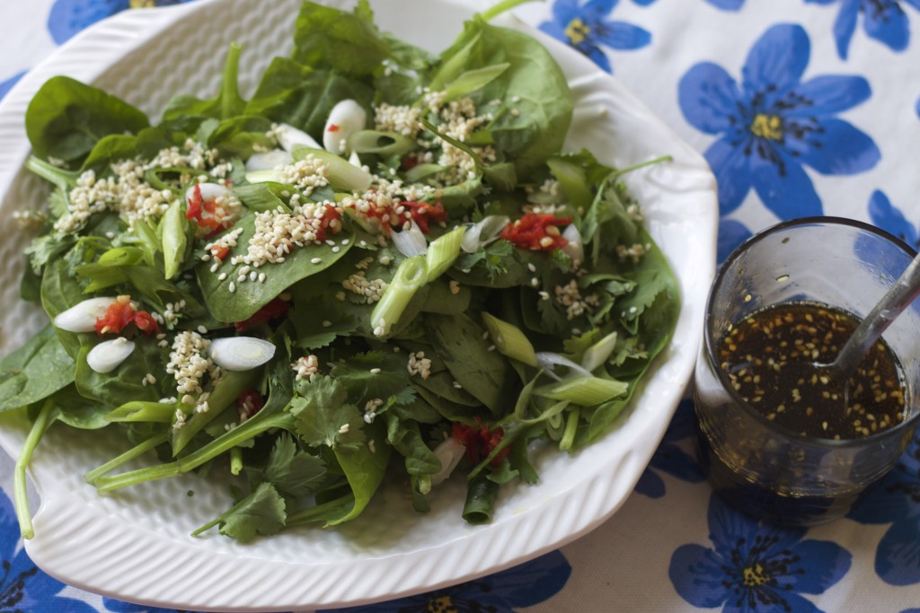 sesame salad