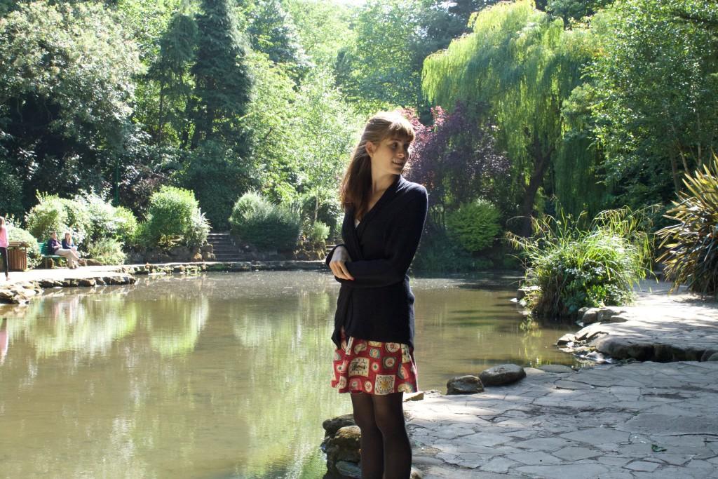 me in peasholm park