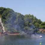 Naval Warfare at Peasholm Park