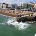 Brighton in the Summer