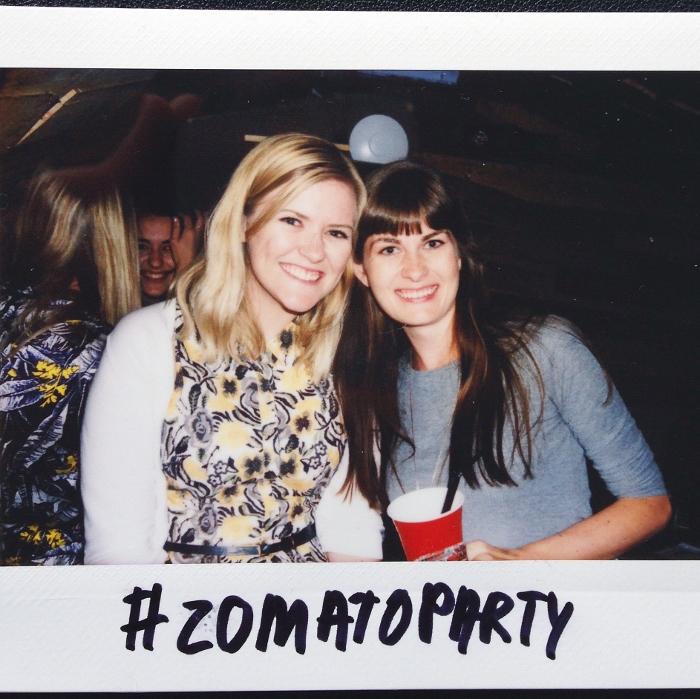 Zomato Party