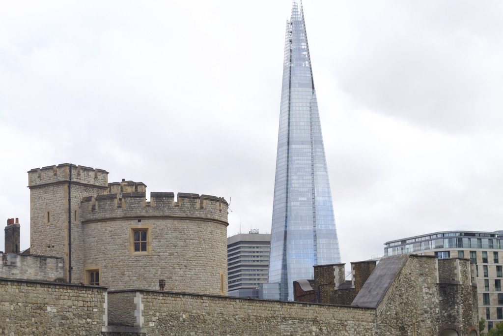 shard and the tower
