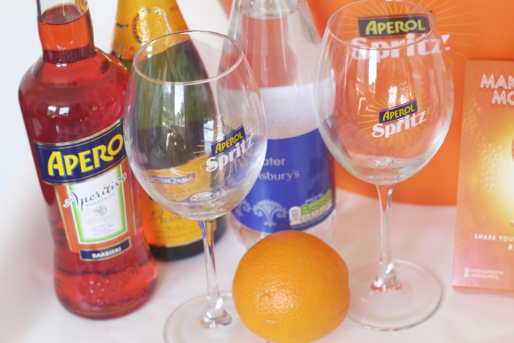 aperol spritz ingredients
