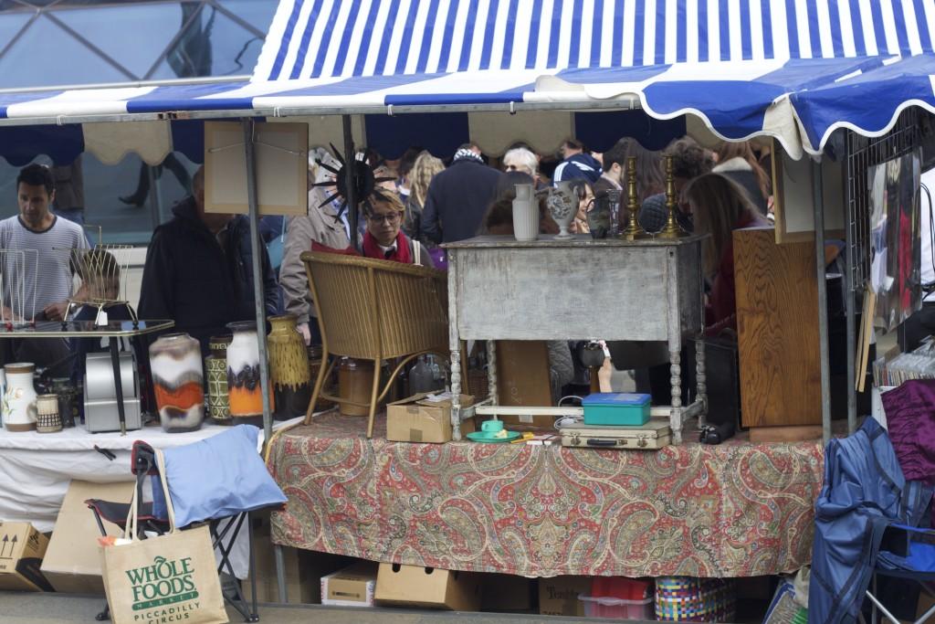 back of stalls