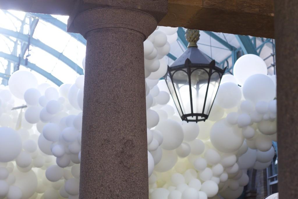 balloon spillage