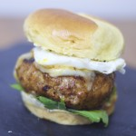 Recipe || Chorizo and Egg Burgers