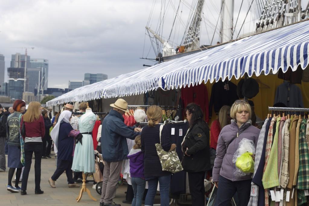 greenwich vintage fair
