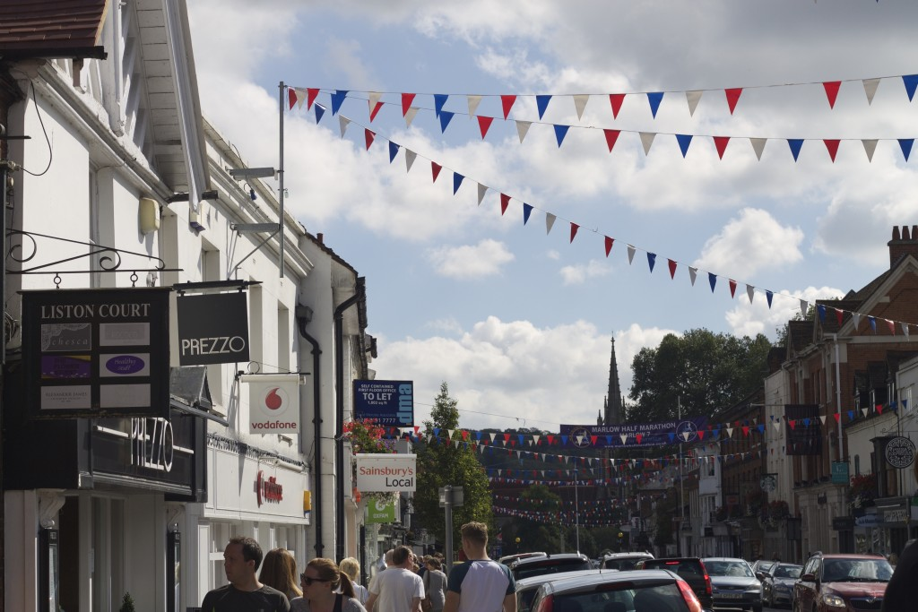 town bunting