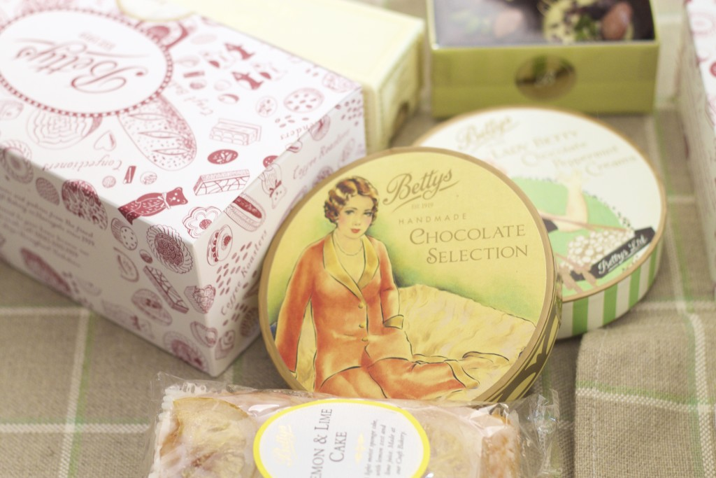 vintage chocolate boxes