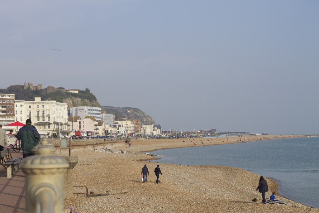 hastings shore