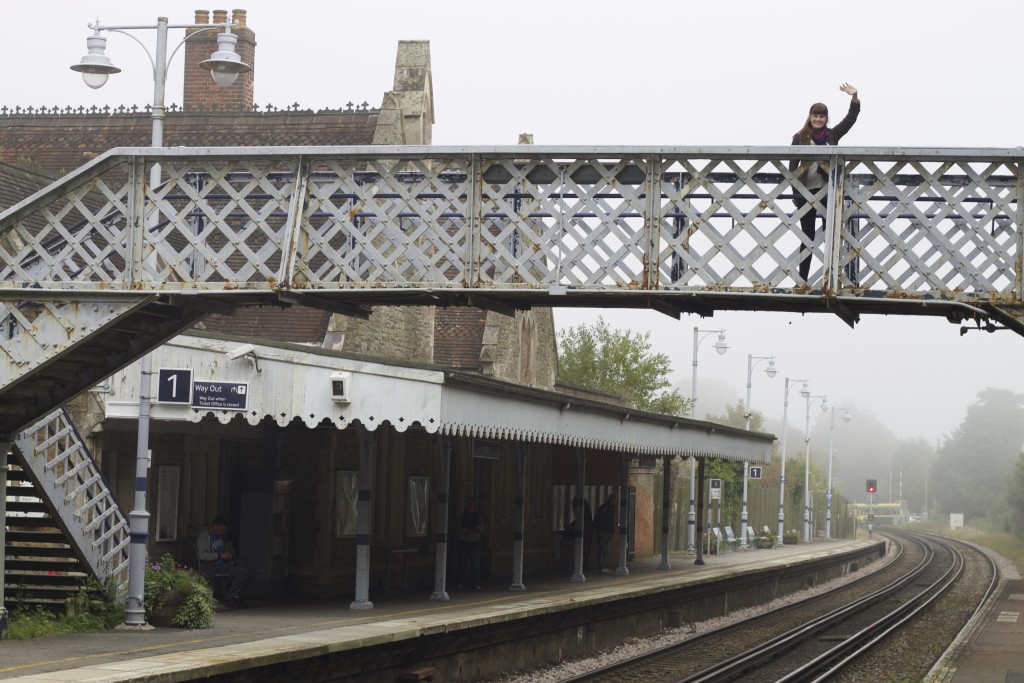 station bridge