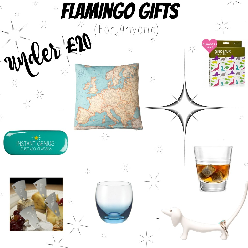 Christmas with Flamingo Gifts