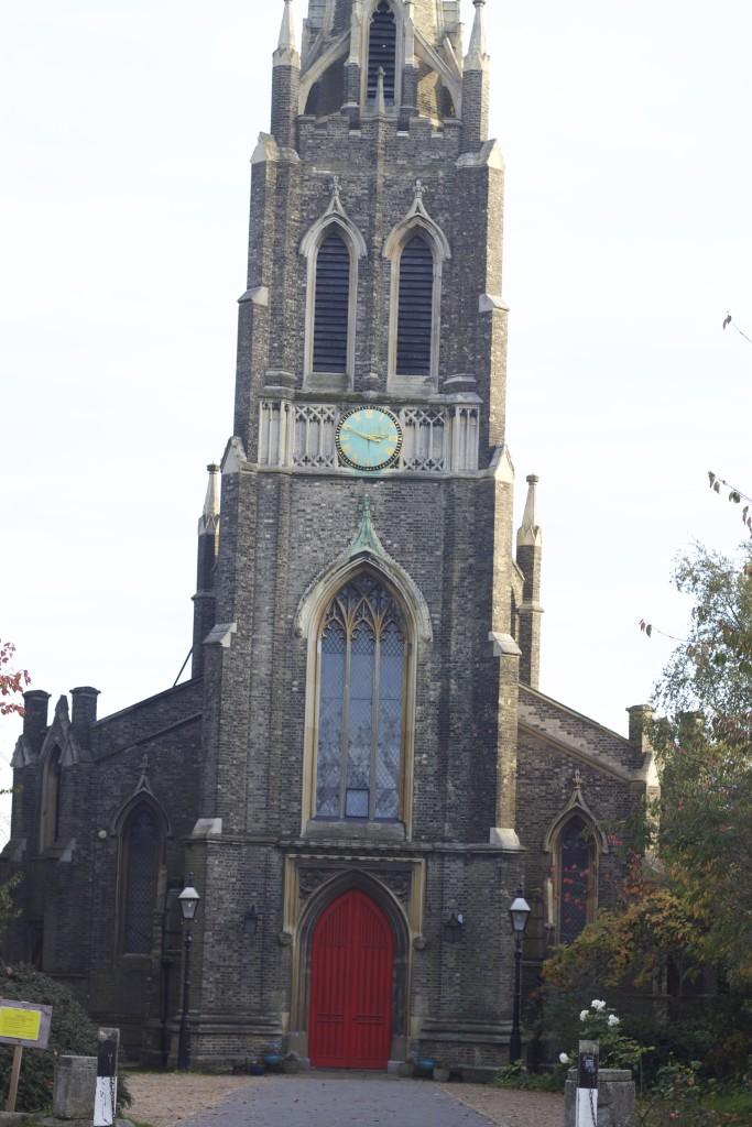 church in highgate