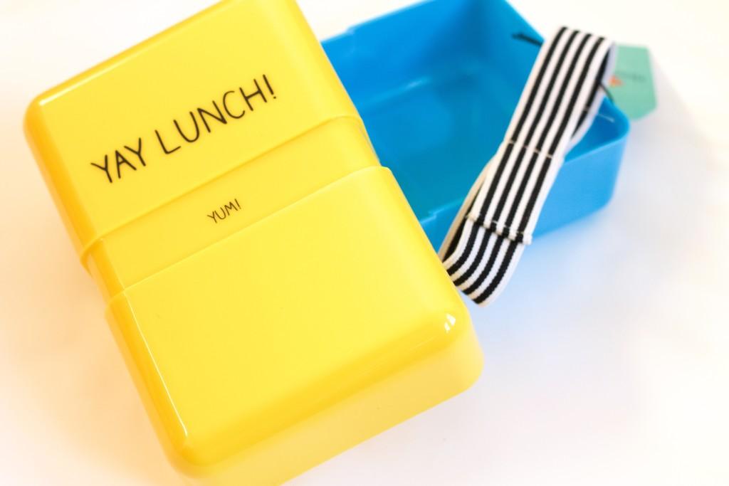 lunch box inside