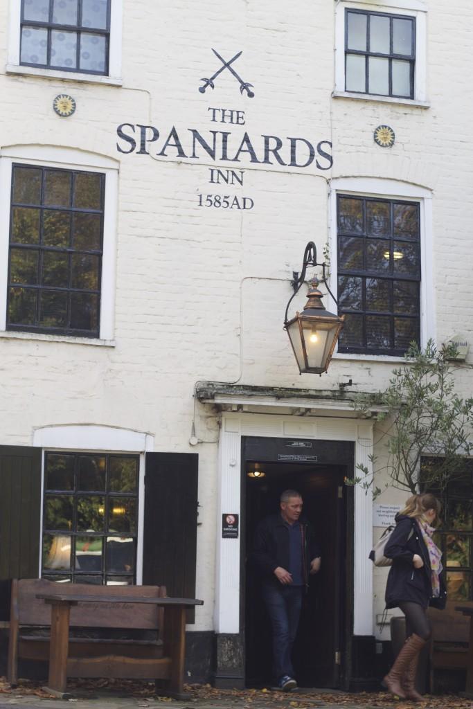 the spanairds inn