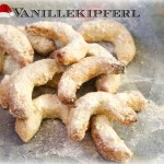 Recipes || Vanillekipferl