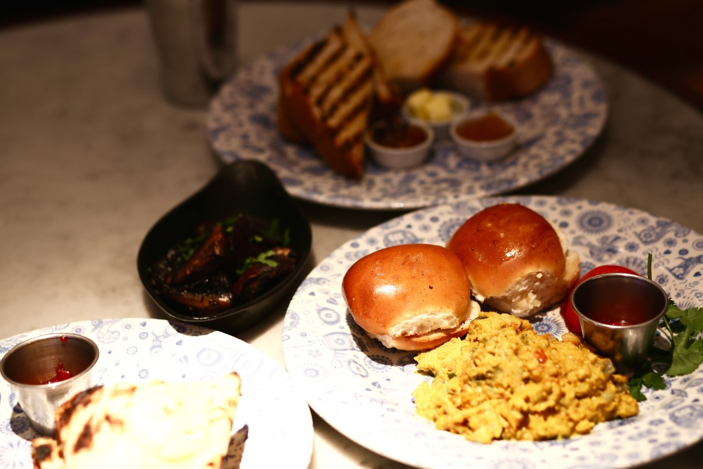 dishoom brunch
