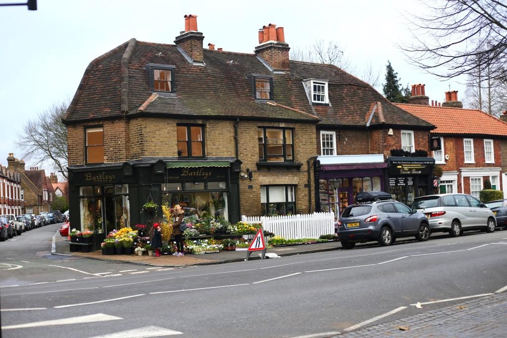 street in dulwich
