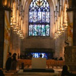 Travel || St Giles Cathedral and Thistle Chapel