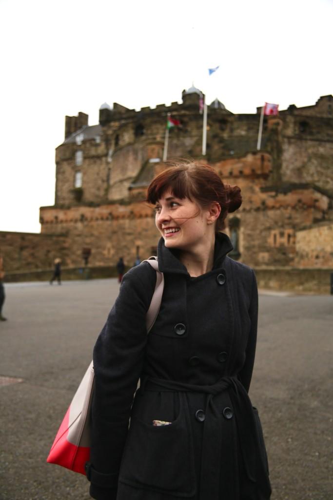 me outside castle