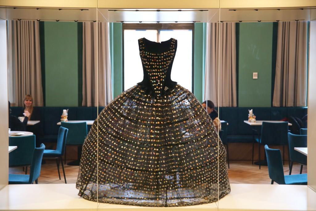 pill dress