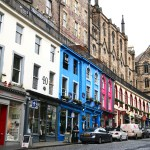 Travel || A Harry Potter Fan's Guide to Edinburgh