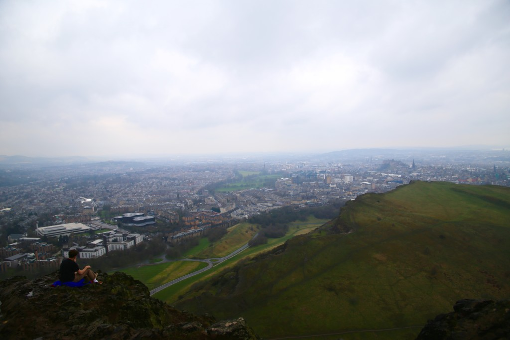 view from top two