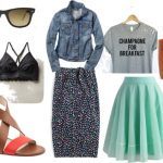 Fashion || Casual Summer Wishlist