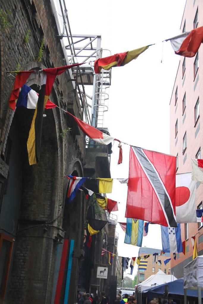 flags maltby street market