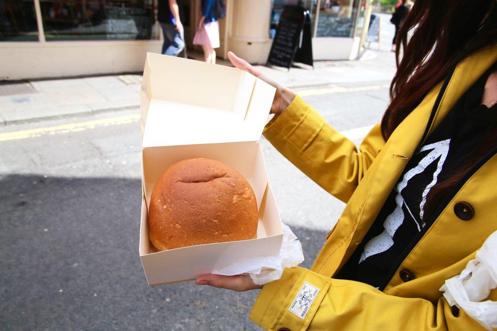 sally lunn bun
