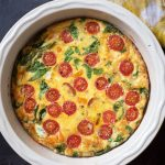 Recipes || Paleo Chorizo Frittata