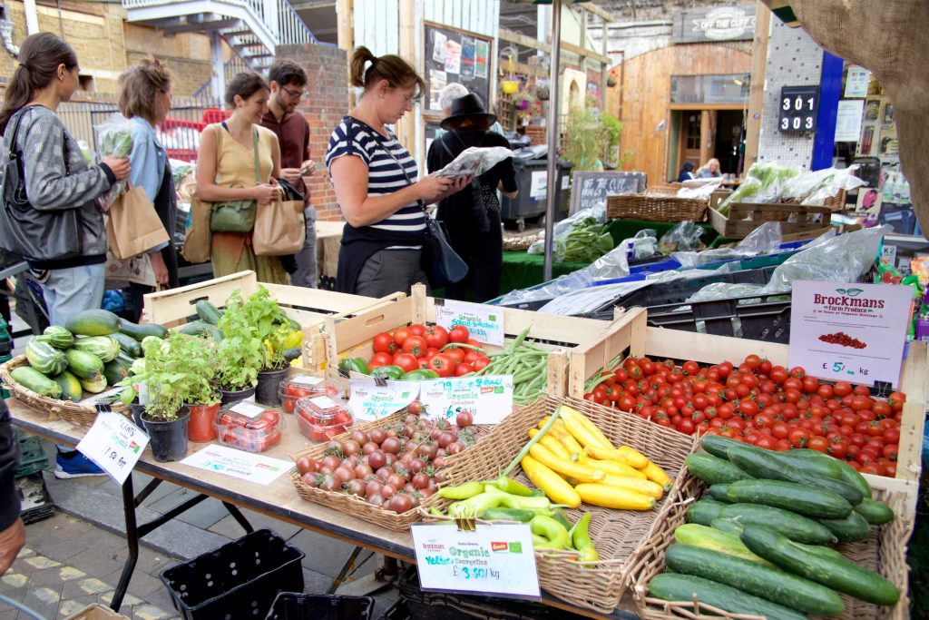 herne hill farmers market