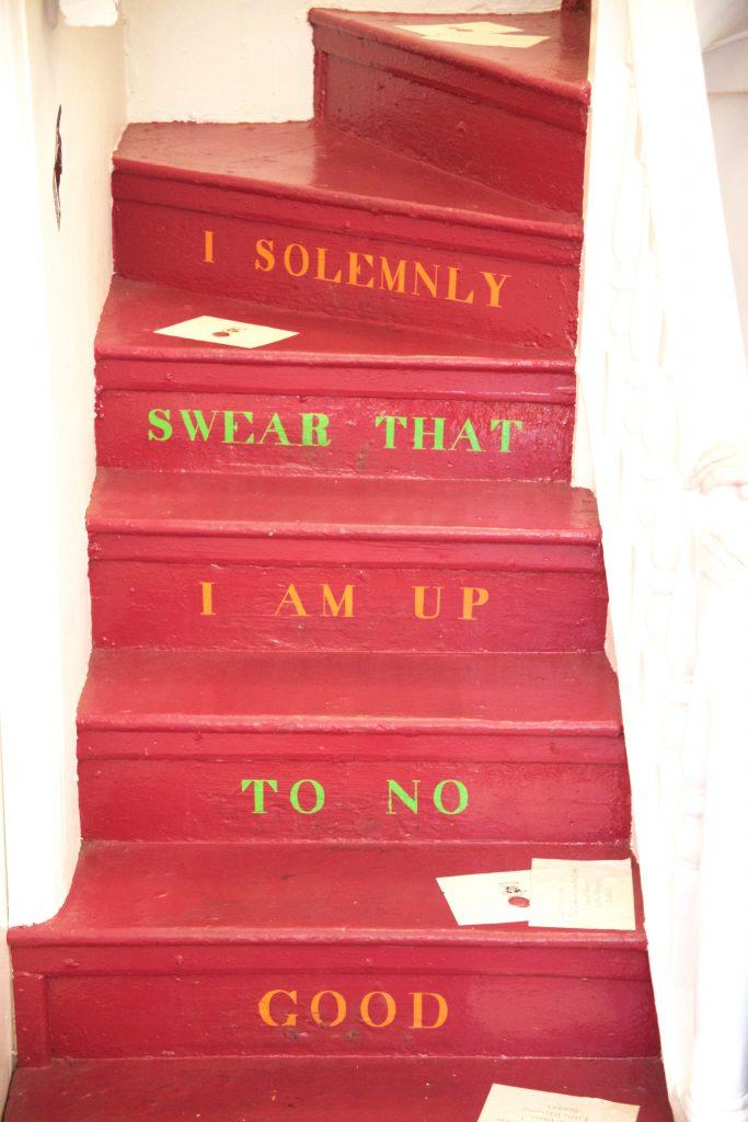 i solemenly swear