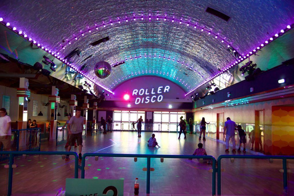 roller disco 2