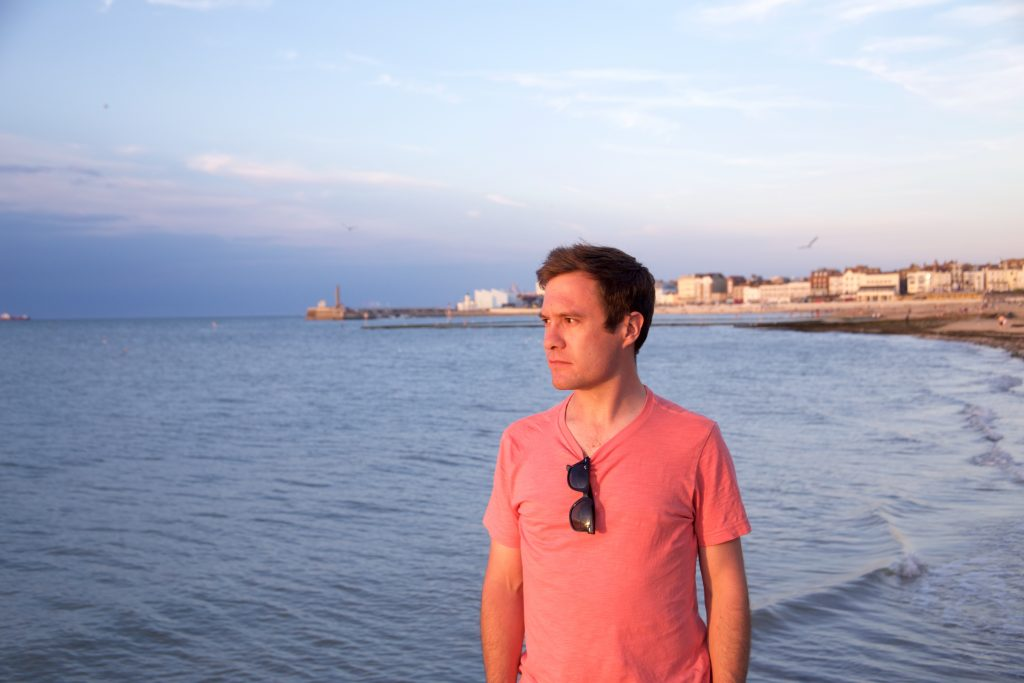 seaside sam sunset