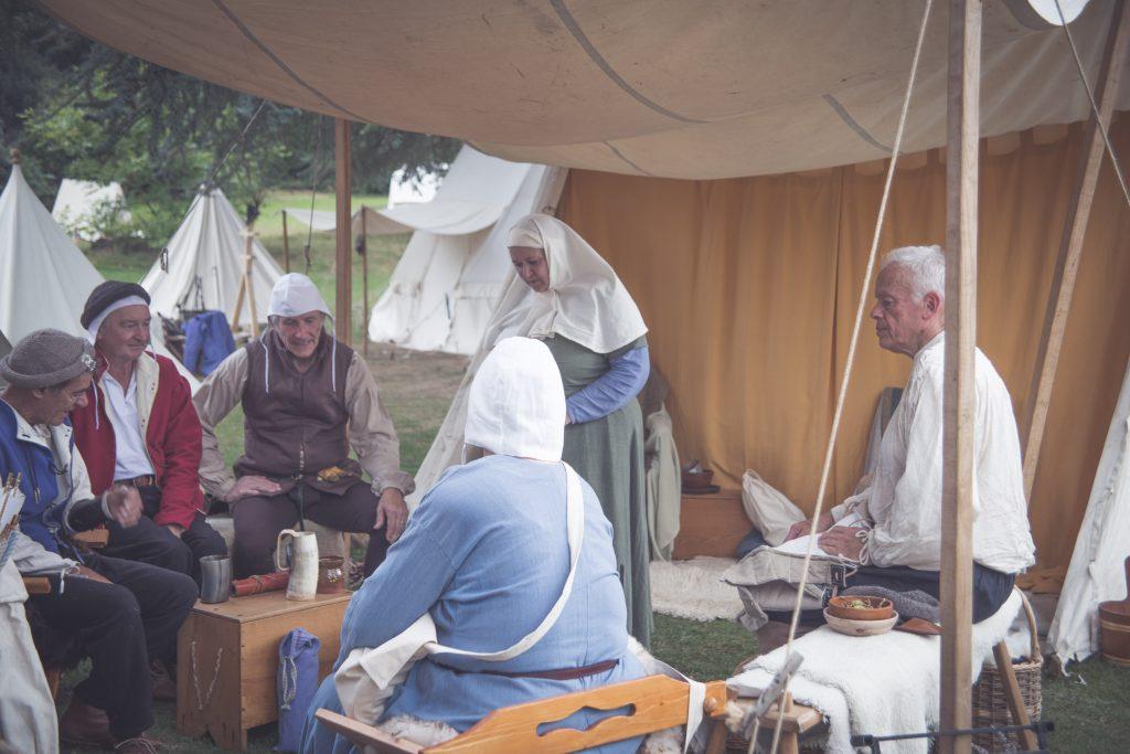 historical reenactor