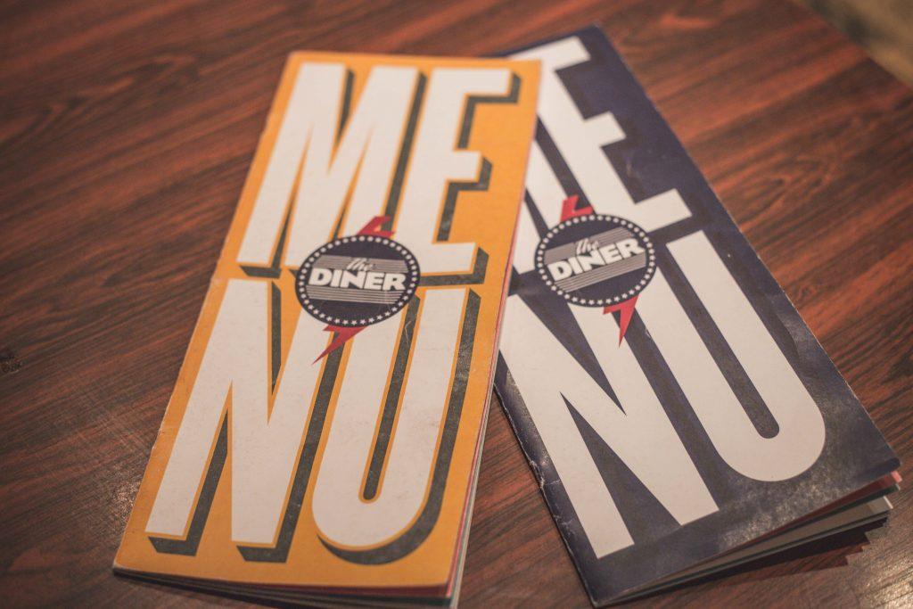 the-diner-menu