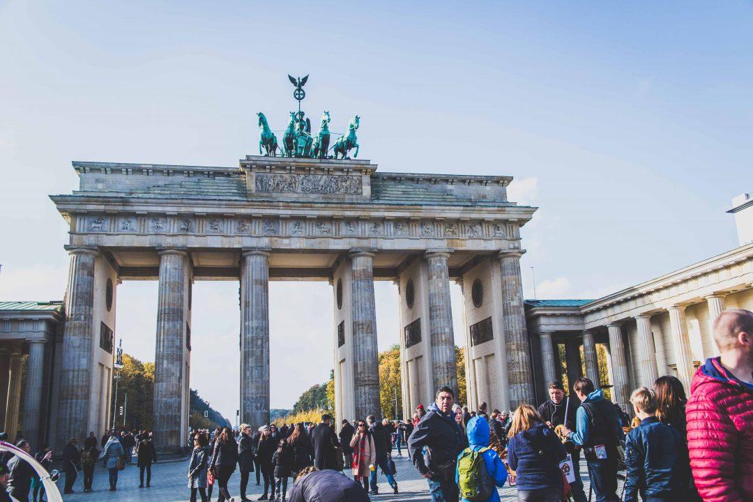 brandenburg-gate, berlin