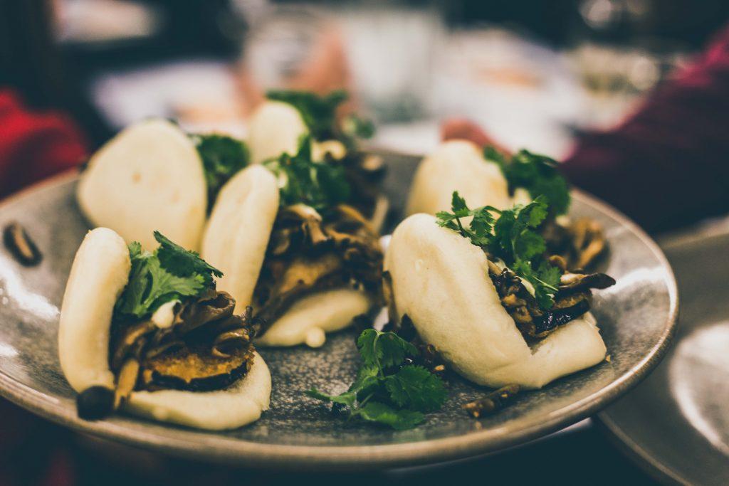 mushroom-bao-buns