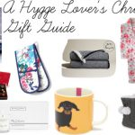 Christmas Gift Guide || For the Hygge Lover in your Life