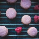 Recipes || Chocolate Raspberry Macarons (Perfect for Valentine's Day)