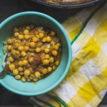 Recipes || Coconut Chickpea Curry (Vegan)