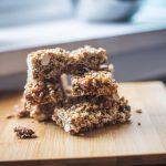 Recipes || Homemade Granola Bars