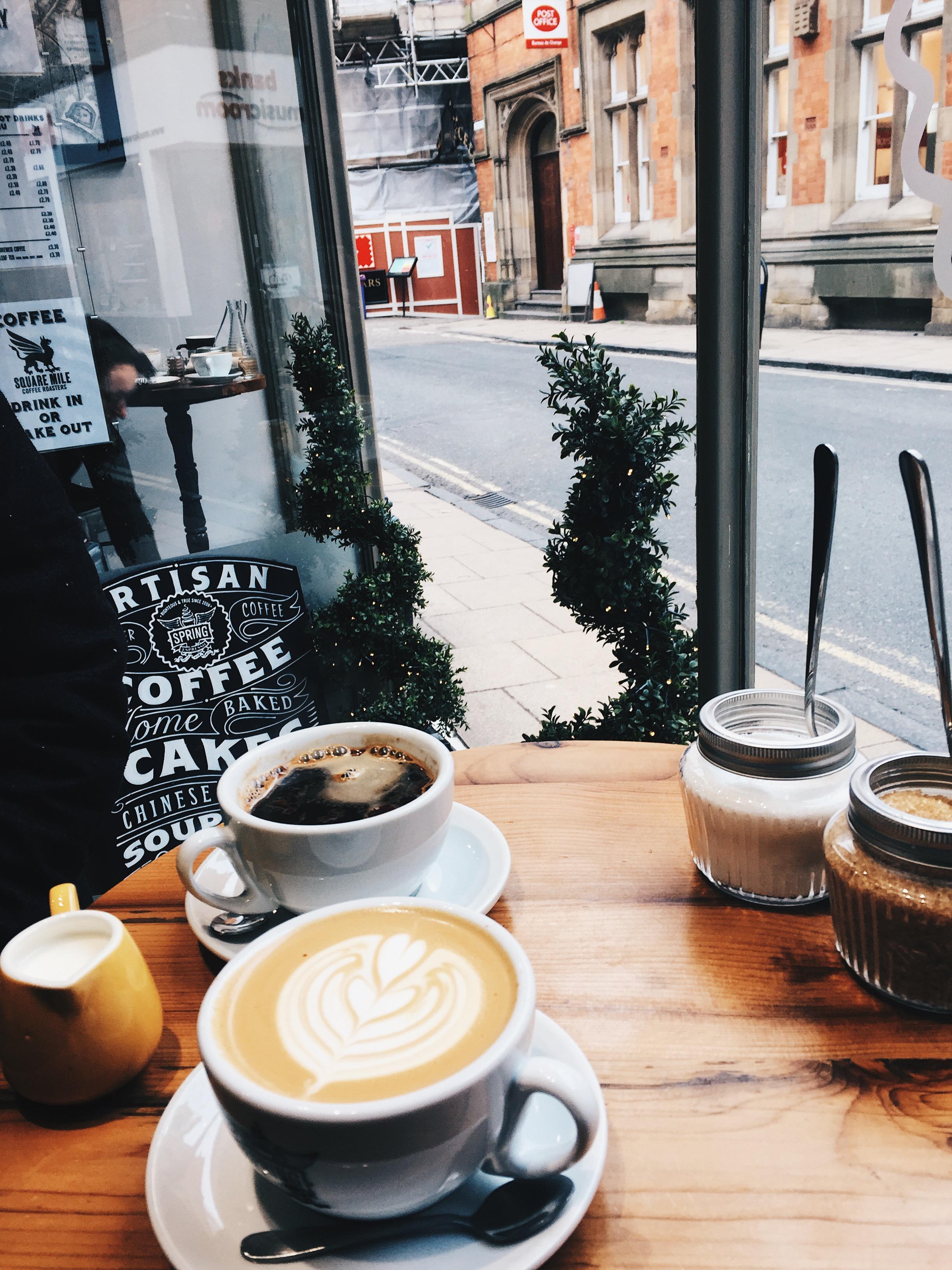 best coffee shops in york
