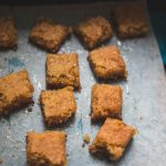 Recipes || Gluten Free Blondies
