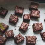 Recipes    Healthy-ish Brownie Bites